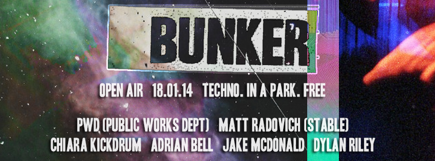Recording: Bunker Open Air