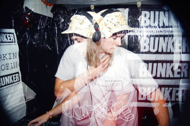 Recording: Adrian Bell at Bunker 015