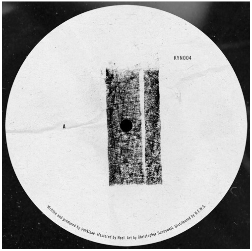 Vohkinne joins Berlin label Kynant with his EP Wind Shadows