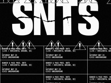 Bunker & Pace present SNTS (Live) – May 2019