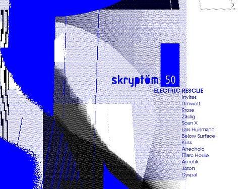 Rrose, Umwelt and Amotik feature on Skryptöm's 50th release