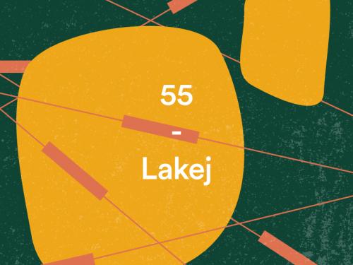 55 – Lakej